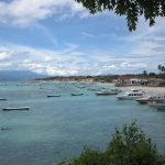 素朴な離島、これから一気に開発が進むリゾート地、ロンボク島